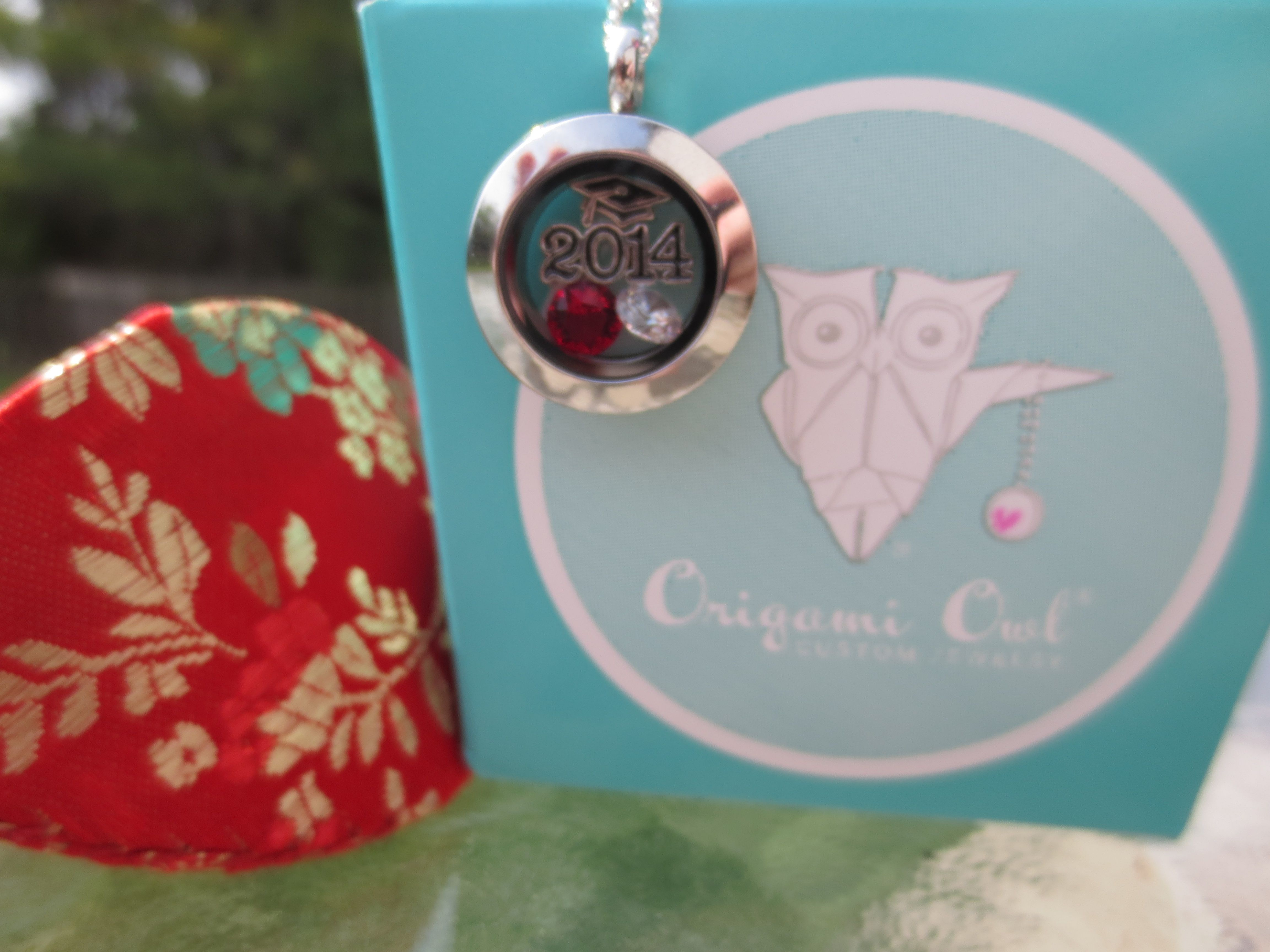 Create an extra special keepsake for your Graduate...something they can take to college with them and still have a little piece of home with them! www.sandygale.origamiowl.com