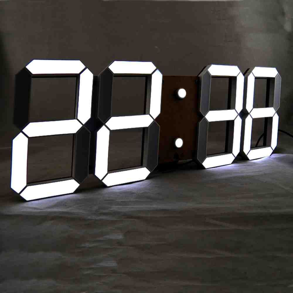 Huge digital wall clock digital wall clock pinterest wall huge digital wall clock amipublicfo Images
