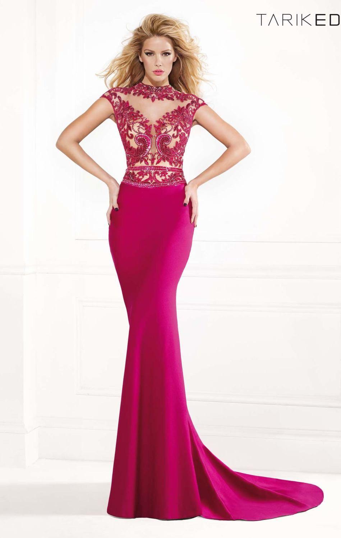 Tarik ediz dress missesdressy evening couture