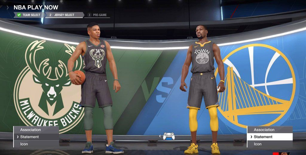 NBA Live 18 update 1 03 now available for download with new