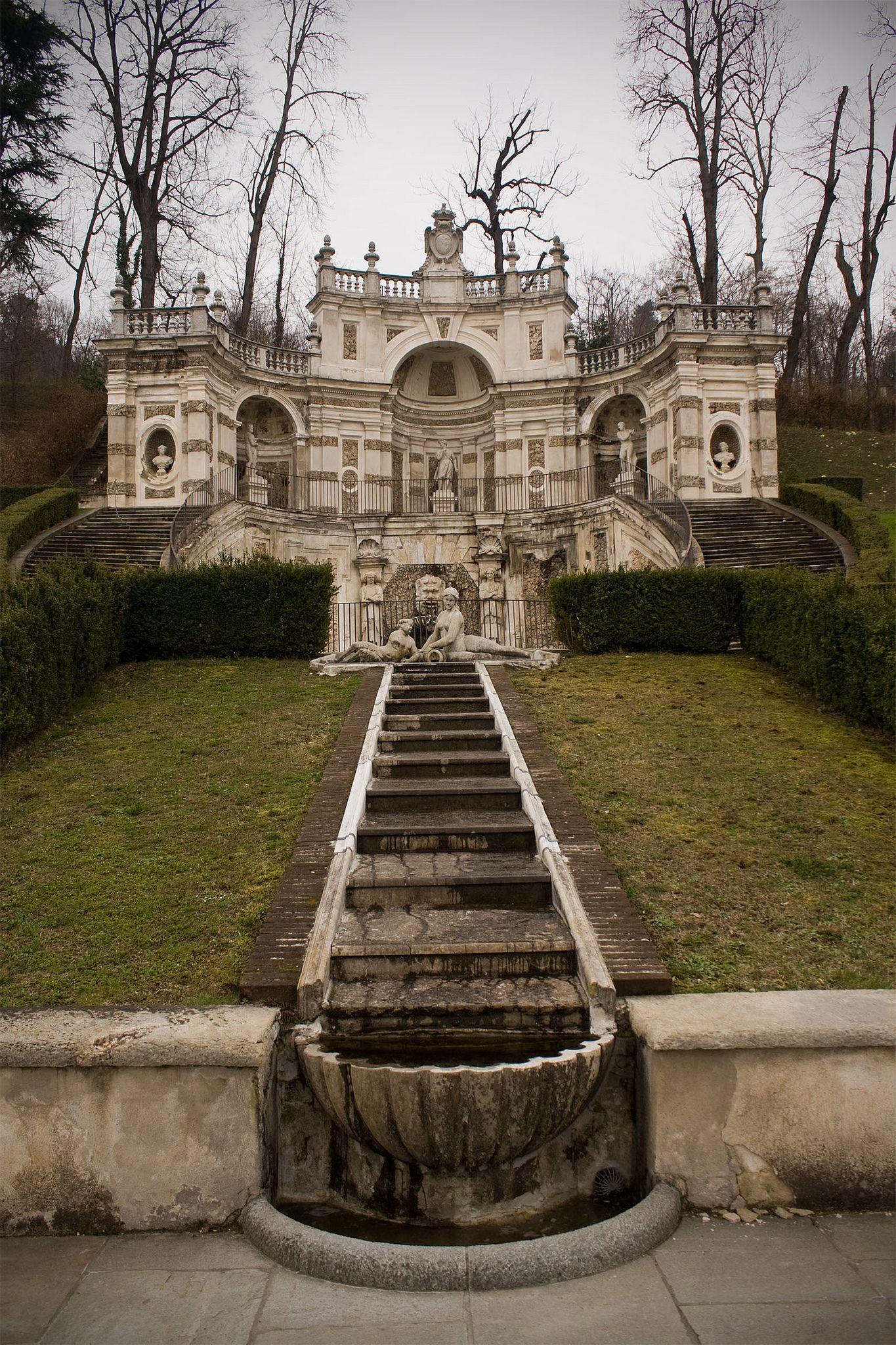 Villa della Regina. Torino Villa, Italia, Viaggi