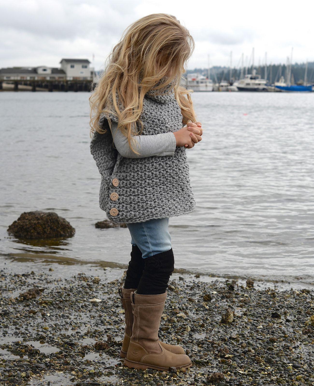 Aura Pullover pattern by Heidi May | D I Y   B A B Y