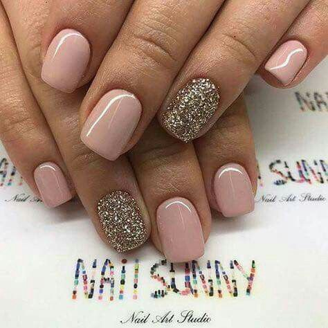 Simple And Yummy Nail Art Designs