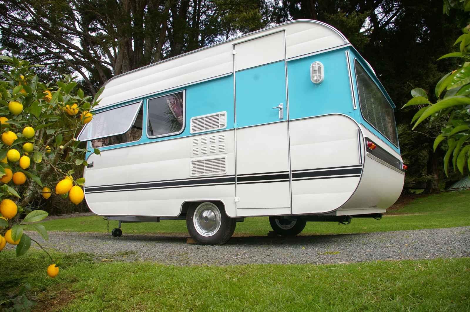 1976 liteweight 1300 vagabond 4 berth vintage travel