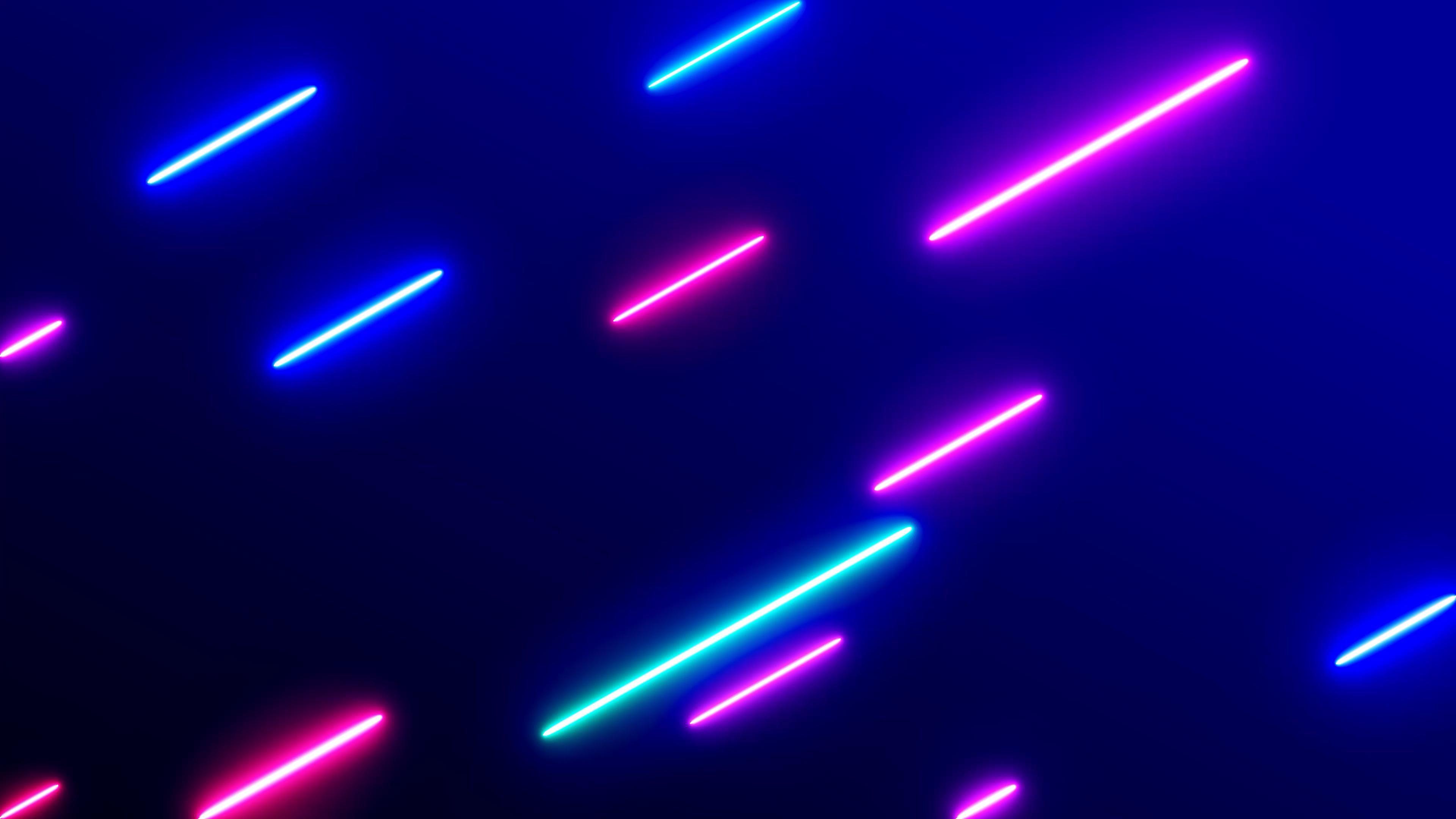 Free Motion Graphic Virtual Background Retro Neon Lights Laser Beams 90s Vj Loop Video Neon Light Wallpaper Neon Wallpaper Neon