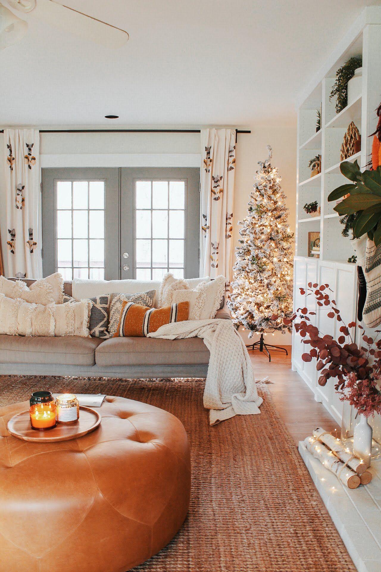 Bohemian farmhouse christmas rhiannon lawson home home