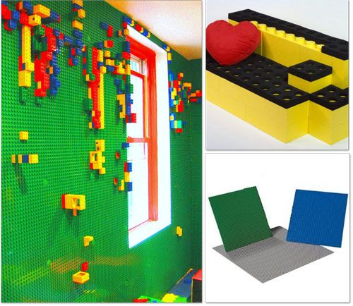 LEGO: 9 Ways To Make A Bedroom Lego Themed