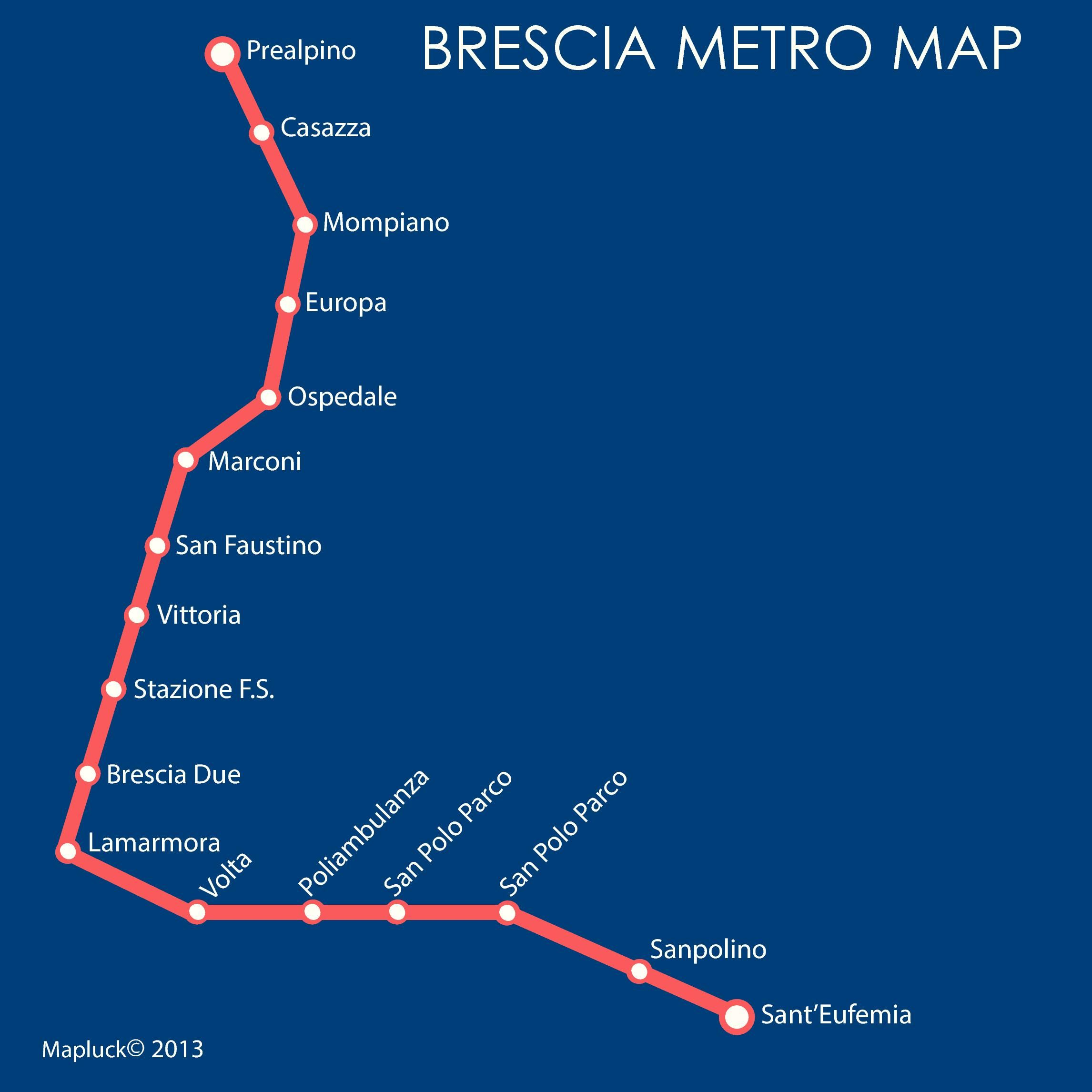Subway Metro Brescia Transport Pinterest Php