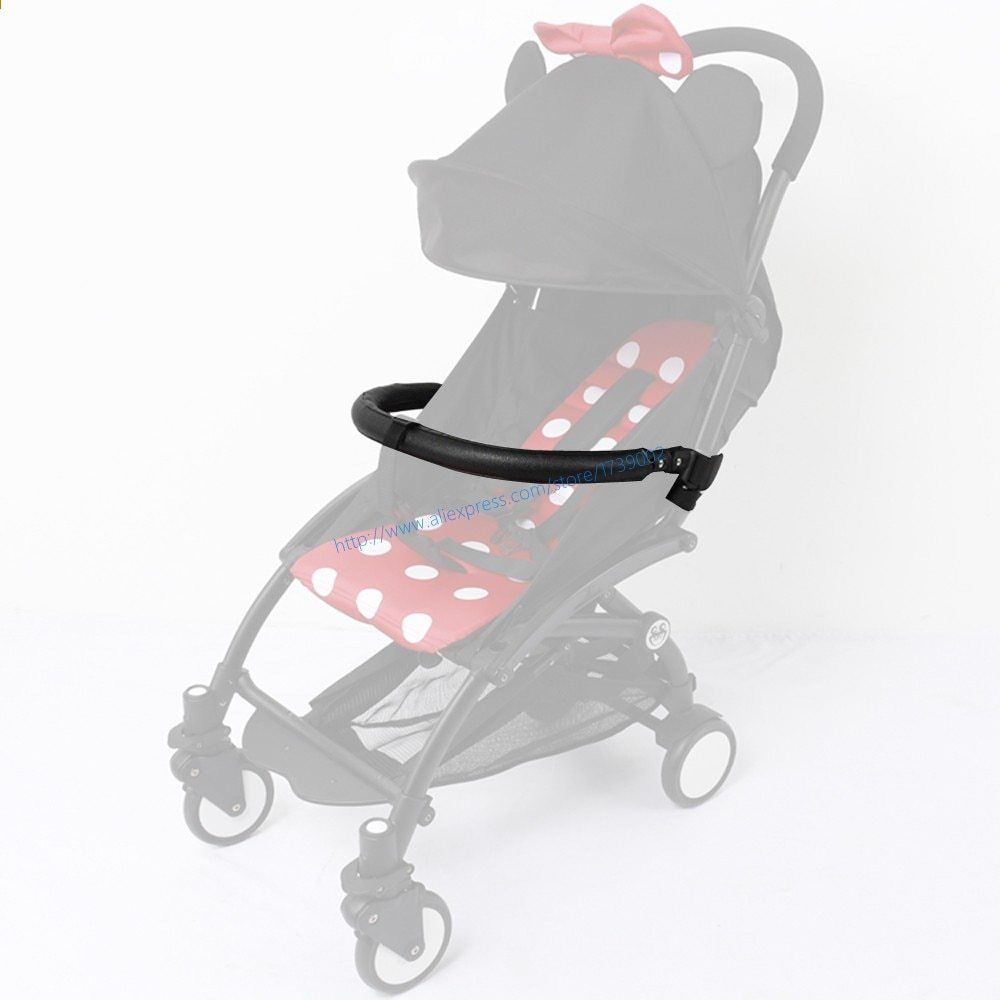 Mother & Kids Generic Baby Stroller Footrest 32cm Bumper Toddler Baby Stroller Booster Feet Infant Baby Stroller Foot Dragging