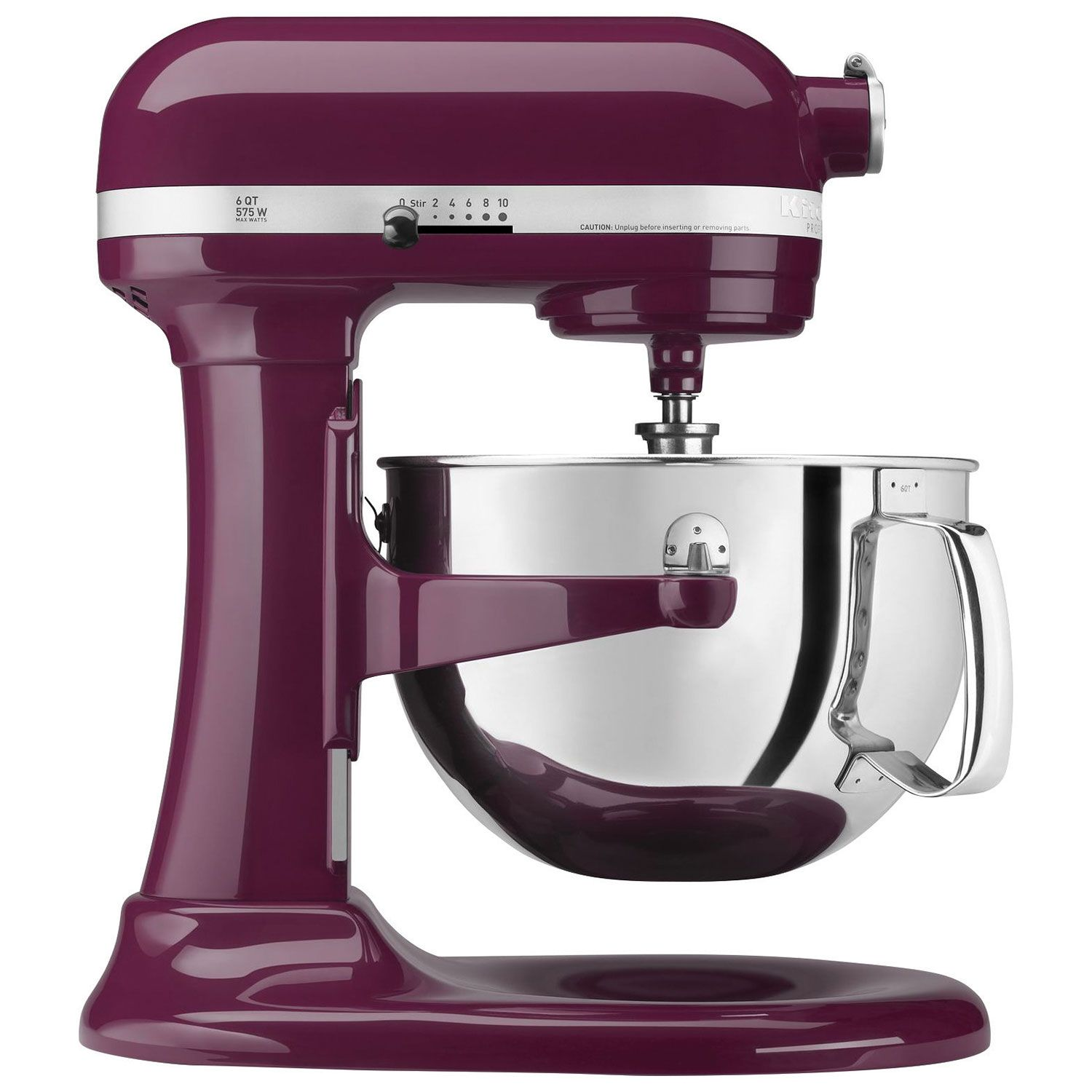 Kitchenaid Professional 600 Lift Bowl Stand Mixer 5 7l 575 Watt