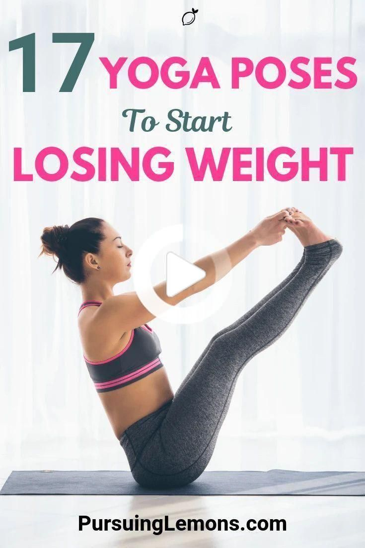 Yoga Poses For Weight Loss: 17 Asanas to Start Losing Weight