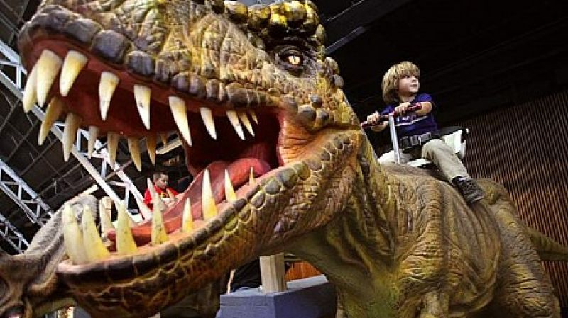 Jurassic Quest Dinosaur Expo Hickory NC | Why NC is Home