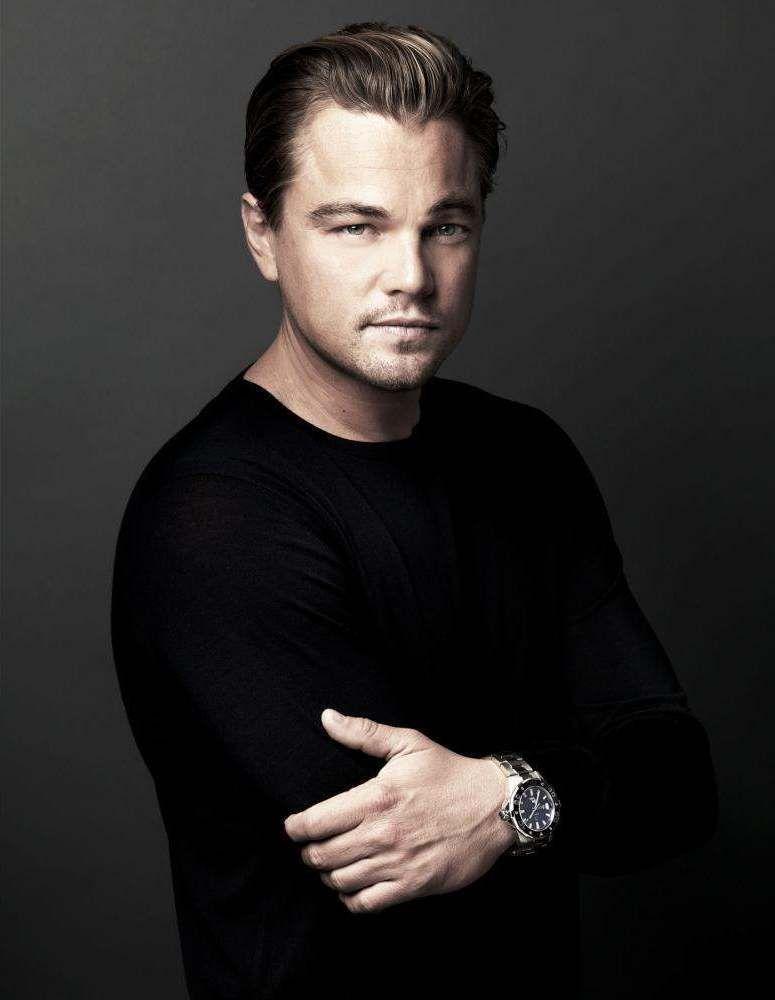 Advert: Leonardo DiCaprio, for Tag Heuer | by Marco Grob ( website: marcogrob.com ) #photography #marcogrob