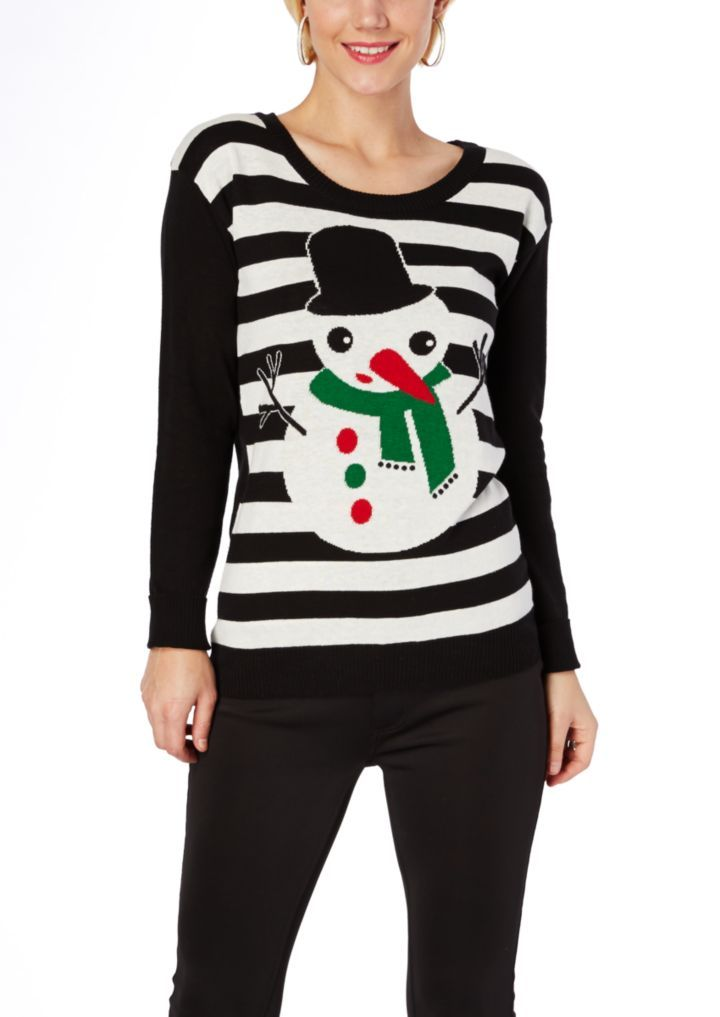 Chill Snowman Ugly Christmas Sweater | Sweaters | rue21 | Awesome ...