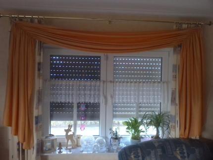 gardinen/deko schals fürs wohnzimmer zu verkaufen in niedersachsen
