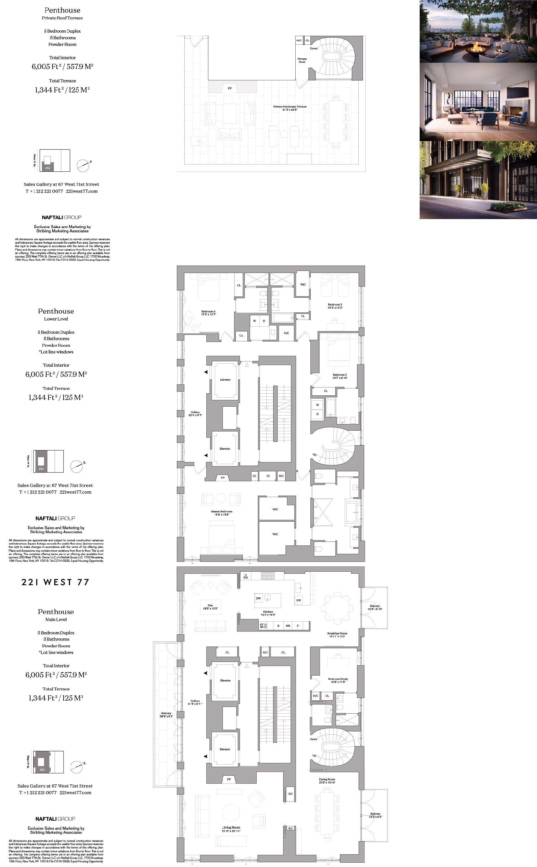 221 west 77th street upper west side penthouse stribling associates