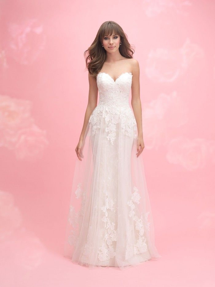 Allure Romance, 3057 - Jaehee Bridal Atelier | Top designer wedding ...