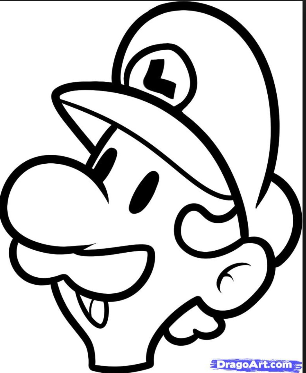 Luigi you can do the same thing for Mario  Dinners for kids