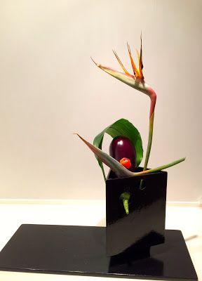 Ikebana: Varijacije