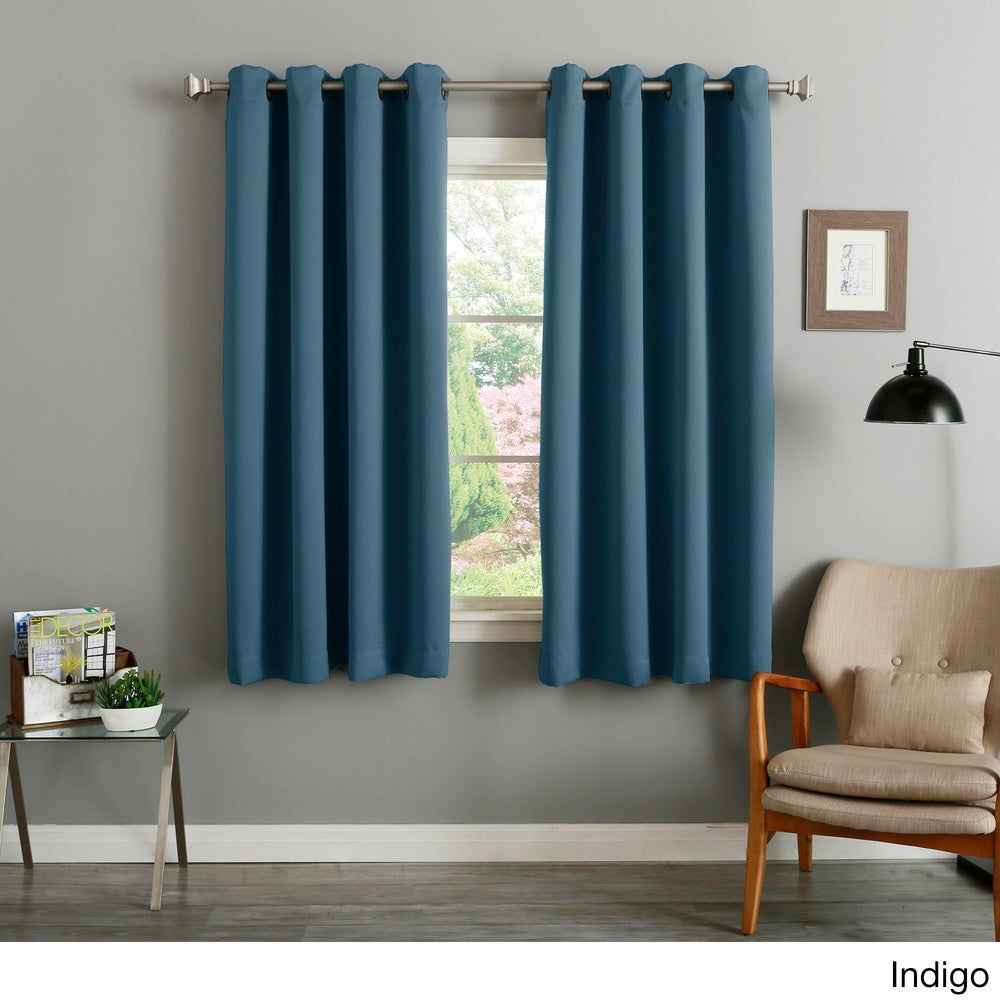 Overstock Com Online Shopping Bedding Furniture Electronics Jewelry Clothing More In 2020 Thermal Insulated Blackout Curtains Insulated Blackout Curtains Curtains