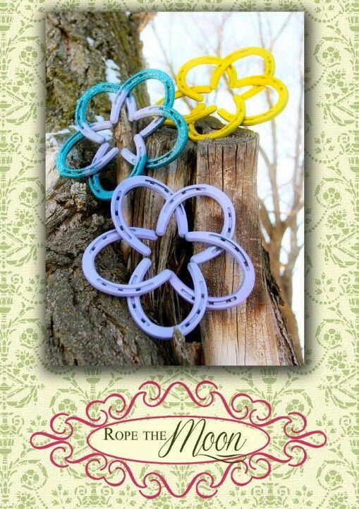Horseshoe Art Horseshoe Crafts Ideas Pinterest Horse Shoes