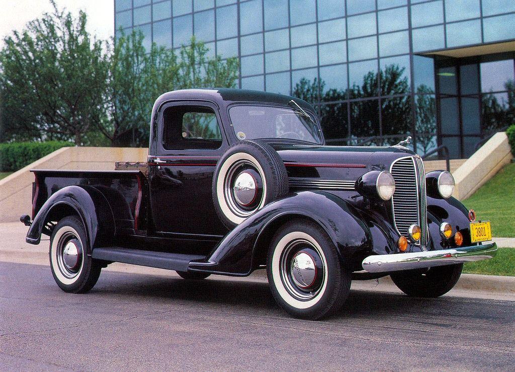 Chrysler Truck >> 1938 Chrysler Trucks Chrysler Trucks Dodge Trucks Trucks