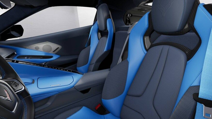 2020 Chevrolet Corvette Stingray Here S How We D Build Ours Chevrolet Corvette Stingray Corvette Stingray Chevrolet Corvette