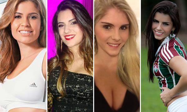 Quem você escolheria para ser a namorada do cantor Luan Santana