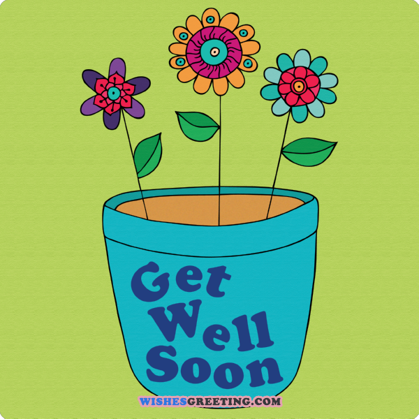 The 115 Get Well Soon Messages and Wishes (With images