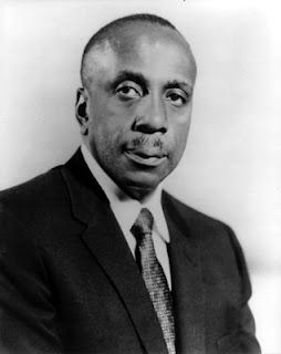 Dr. Howard Thurman Spiritual advisor to Martin Luther King, Jr. Went to university with MLK's father and was good friends with the family. The leader behind the leader.