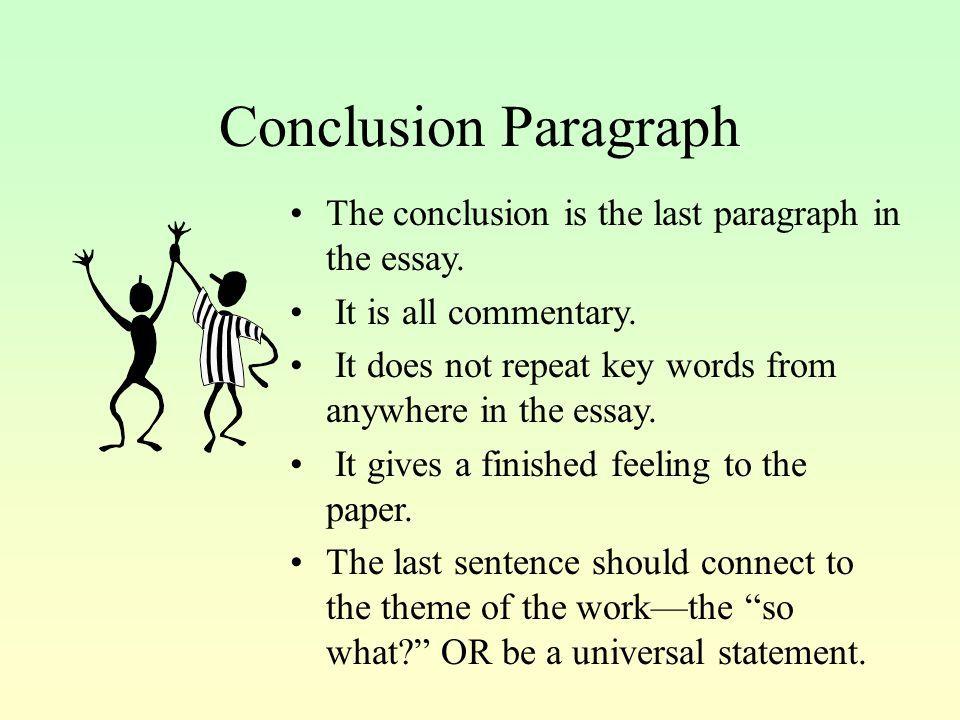 jane schaffer essay outline