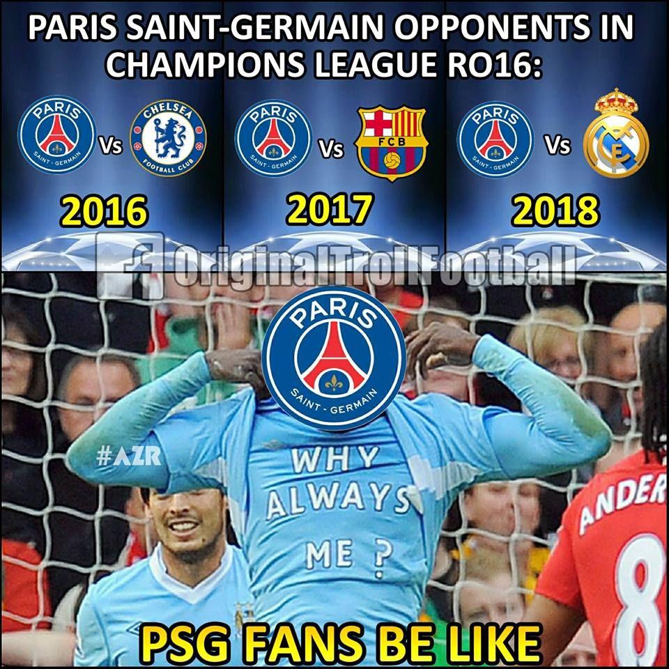 """Tag Psg Fans xD "" Football jokes, Sports memes, Sports news"