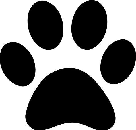 Paw Print Hi Png 599 575 Pixels Dibujos De Perros Huellas De Perro Huesos De Perro