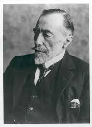 """""""My task...is, by the power of the written word to make you hear, to make you feel - it is, before all, to make you see. That - and no more - and it is everything."""" - Joseph Conrad"""