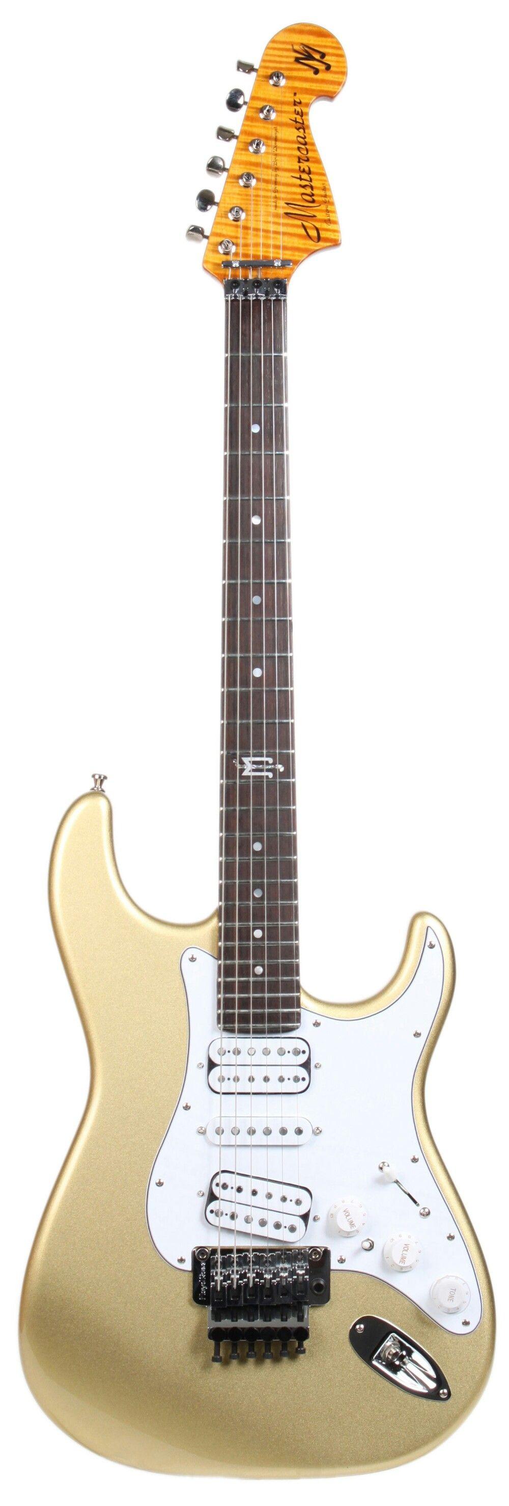 Mastercaster Guitarras Musica E Vida Guitarra
