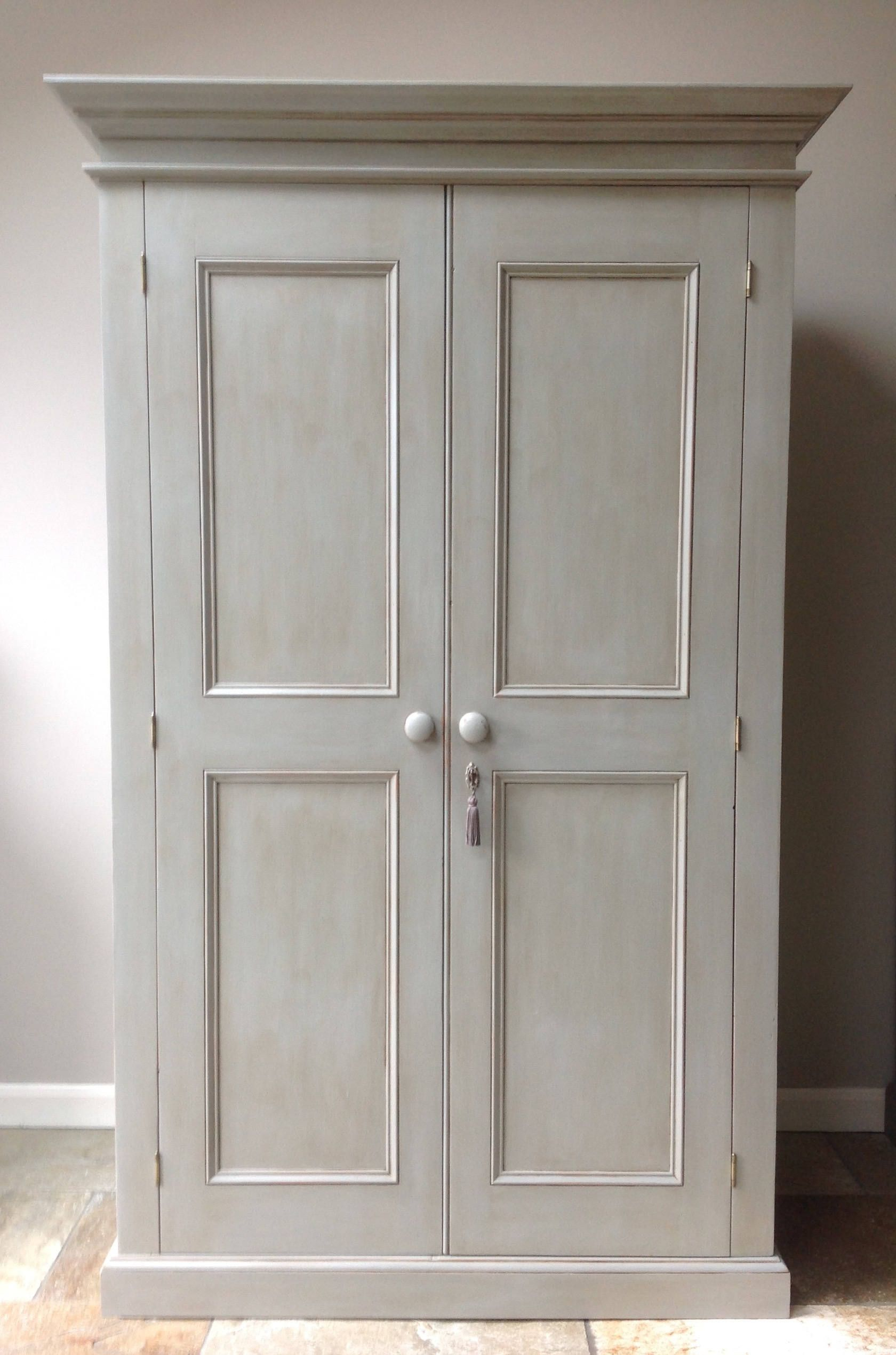drawer a wardrobe sandringham grey products door pine