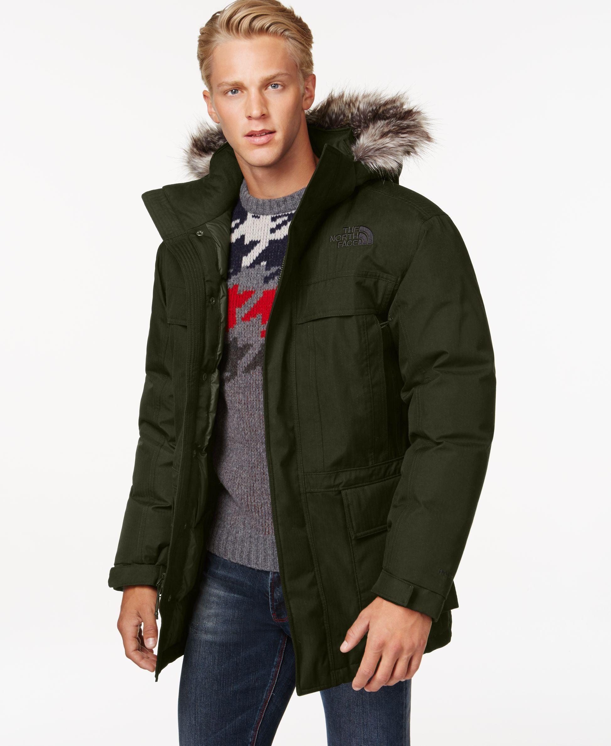 8a27de88b The North Face McMurdo Parka Ii | Products | Mens winter coat, Parka ...