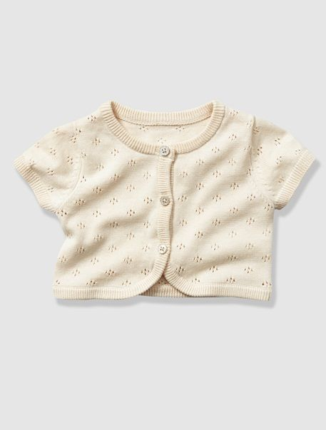 Baby Girl's Cardigan for Special Occasions
