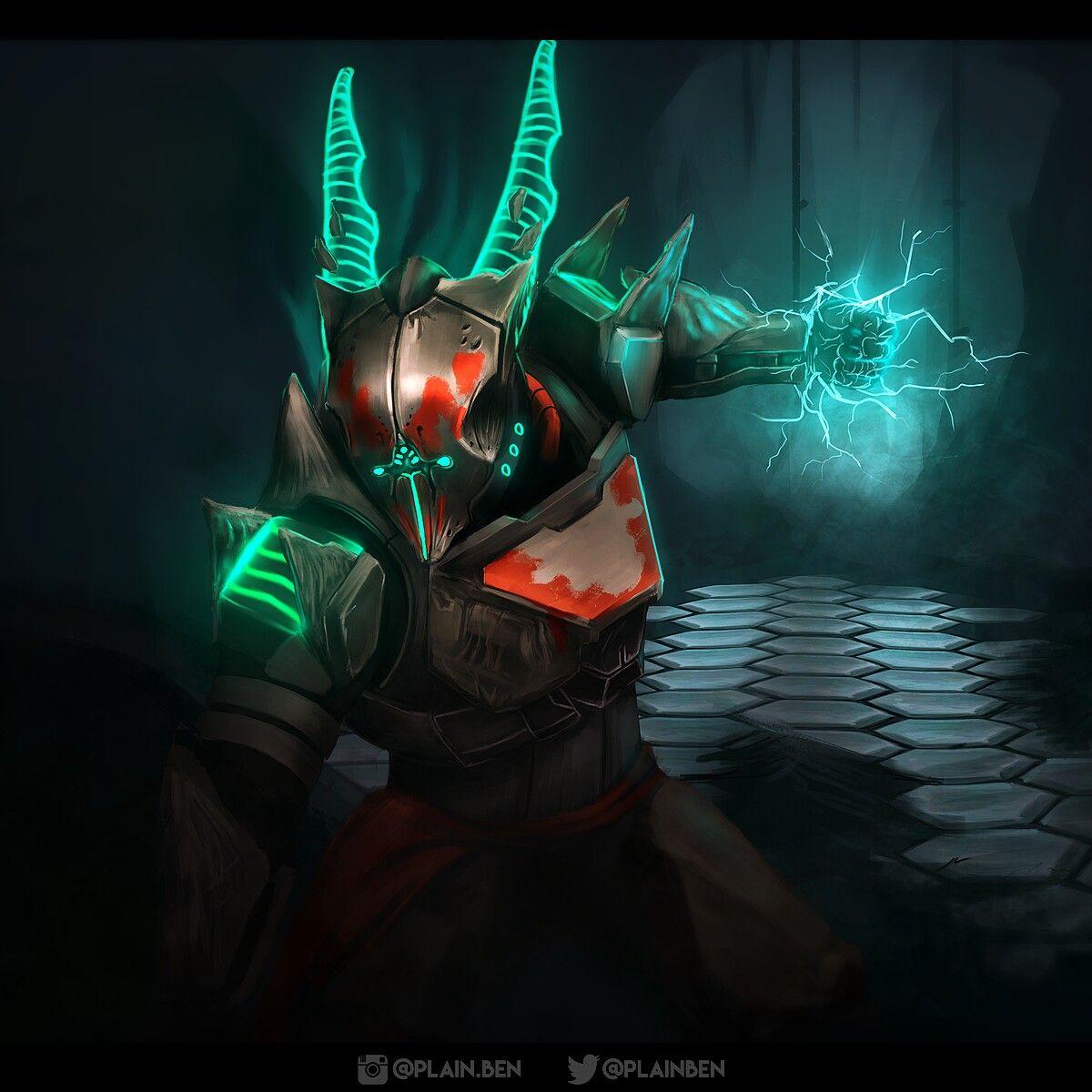 Resplendent Ascendant By Plainben Destiny Warlock Destiny