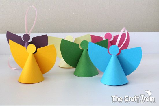 hello wonderful 10 pretty paper ornaments to make with kids