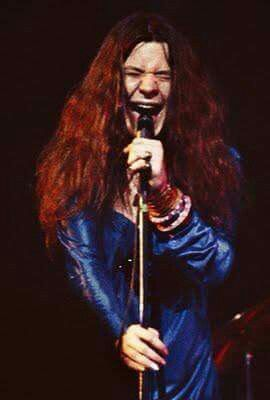 Janis - singing out her soul