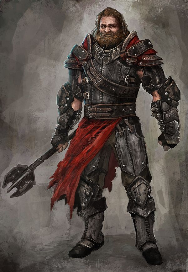 Character And Npc Design : The captain bound by flame rpg humans and npc