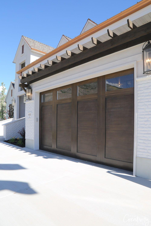 2018 Utah Valley Parade Of Homes Part 2 Garage Door Styles Garage Door Design Modern Garage Doors