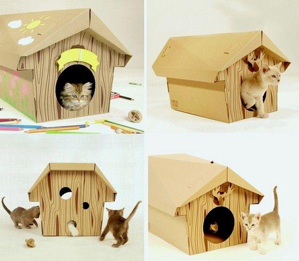 Canadian Cat Cabin