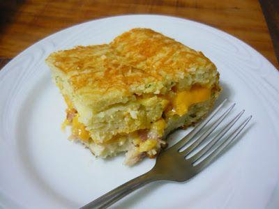 Cozinha Santa: Torta de Arroz!