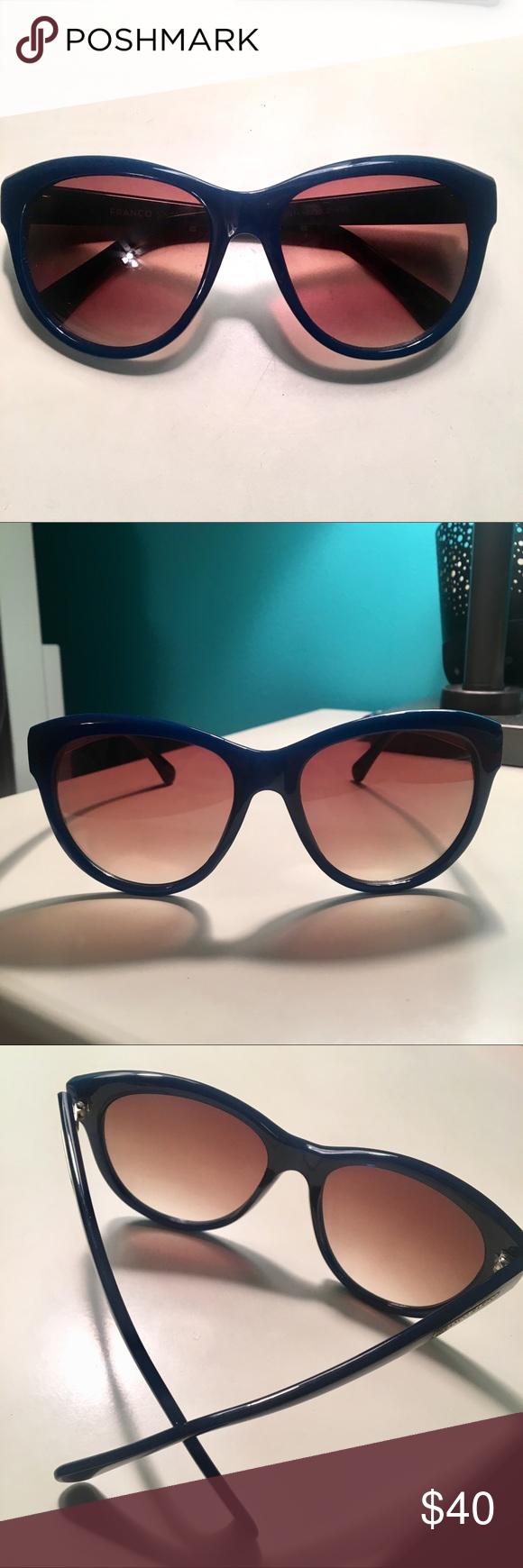 7bea690280aa Franco Sarto Sunglasses Oversize Sunglasses 😎 Franco Sarto Accessories  Sunglasses