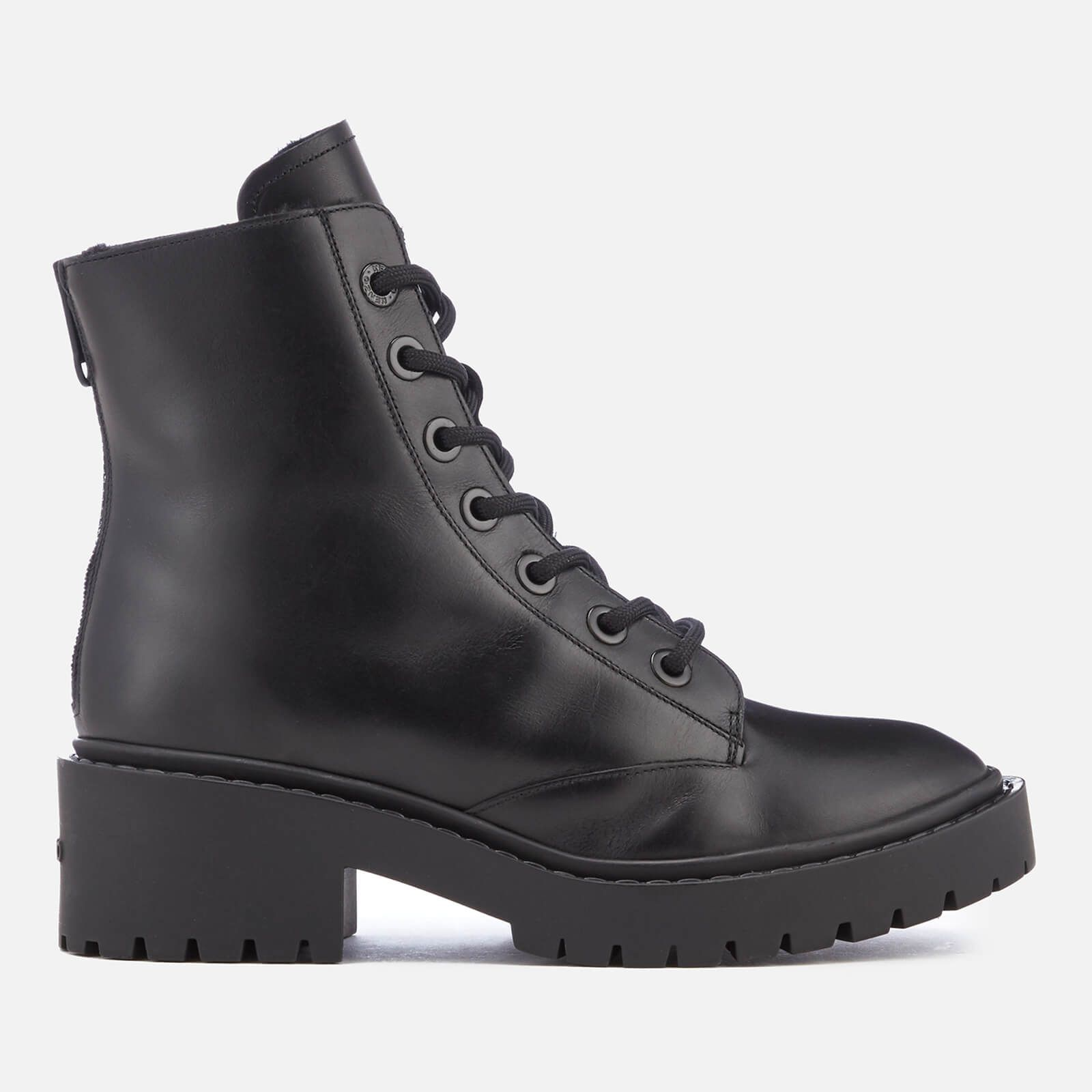 2163ede07c KENZO Women | Men's Fashion Casual in 2019 | Black boots, Leather ...