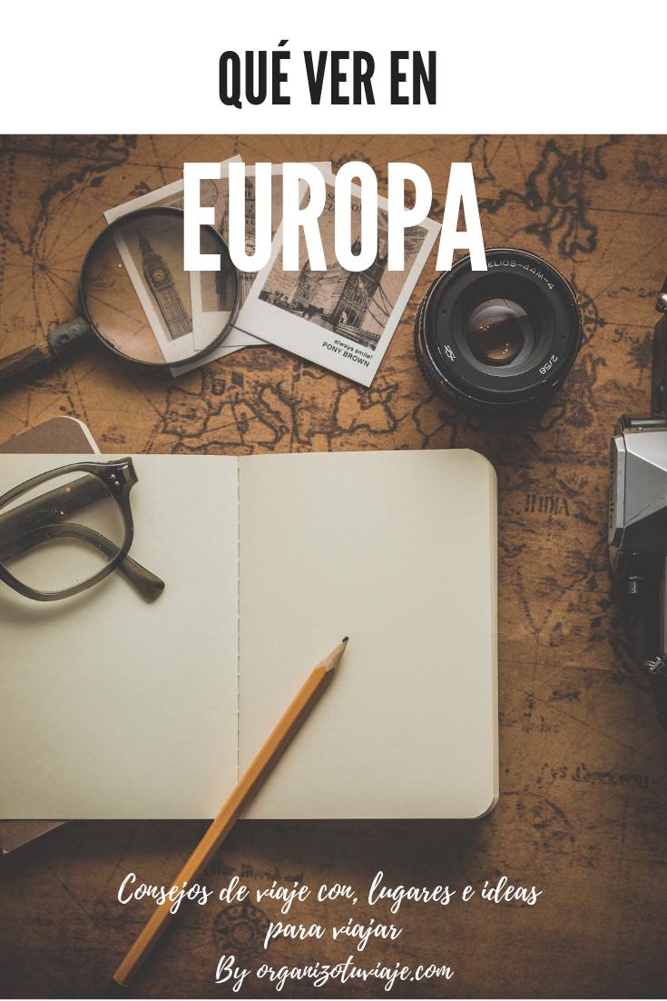 Pin En Consejos Para Viajar Por Europa