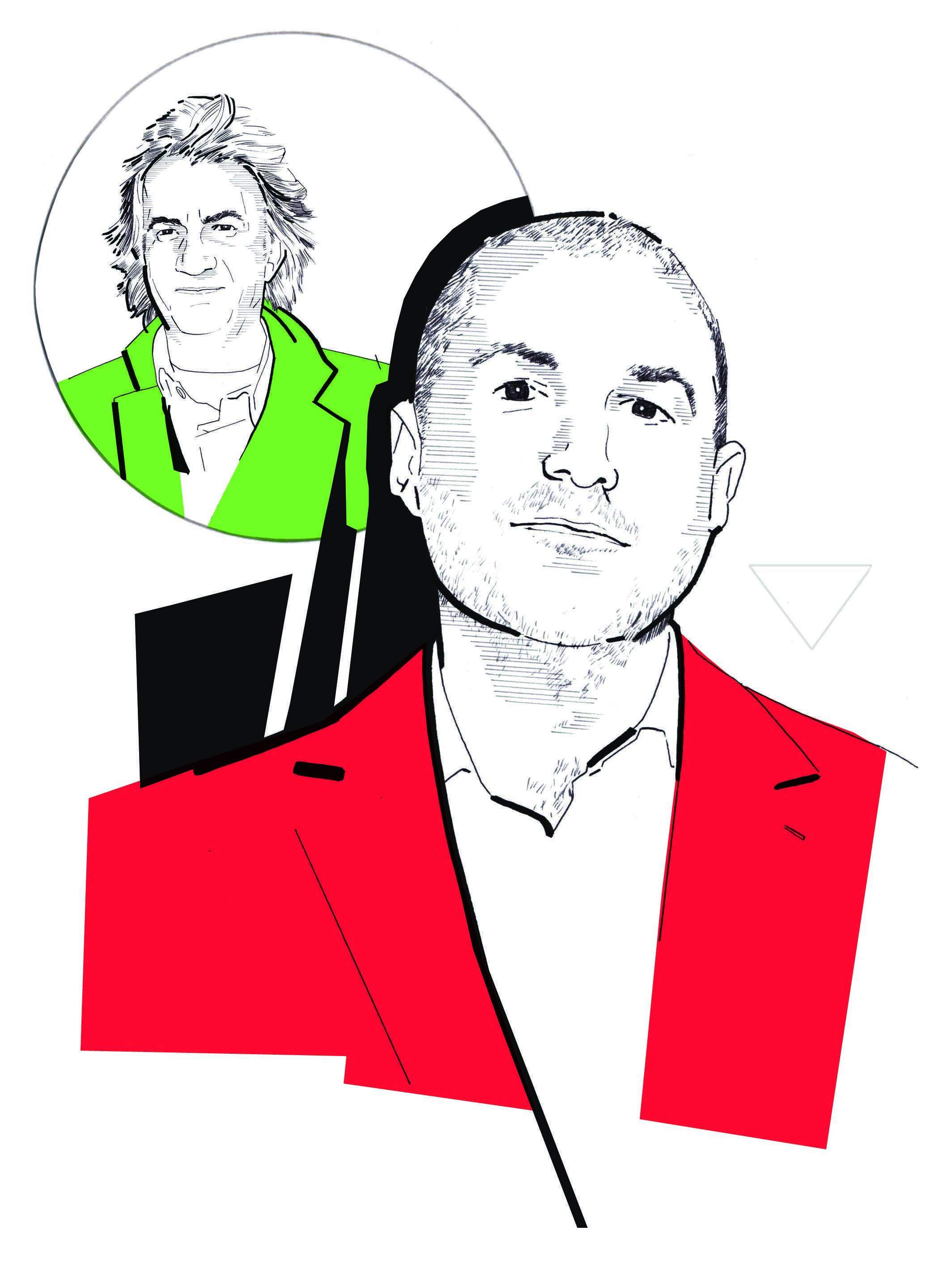 WIRED Magazine http://www.wired.co.uk | Commissioned Portraits ...