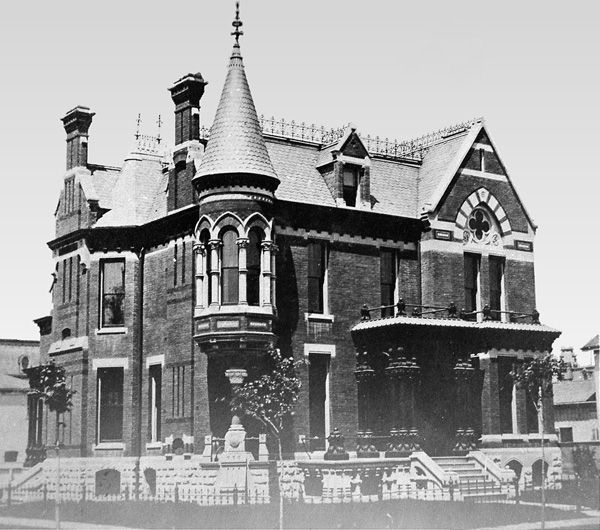 Ransom Gillis House Built In 1878 Has Been Vacant Since The 1960s